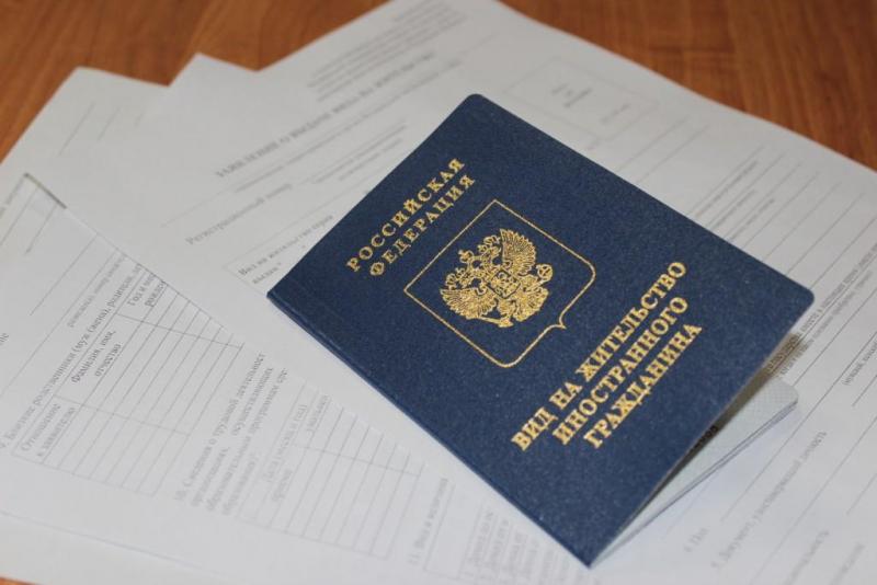 Какие документы нужны для ежегодного уведомления по ВНЖ