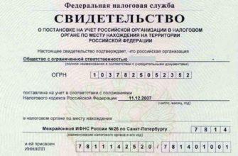 Как украинцу получить ИНН в РФ